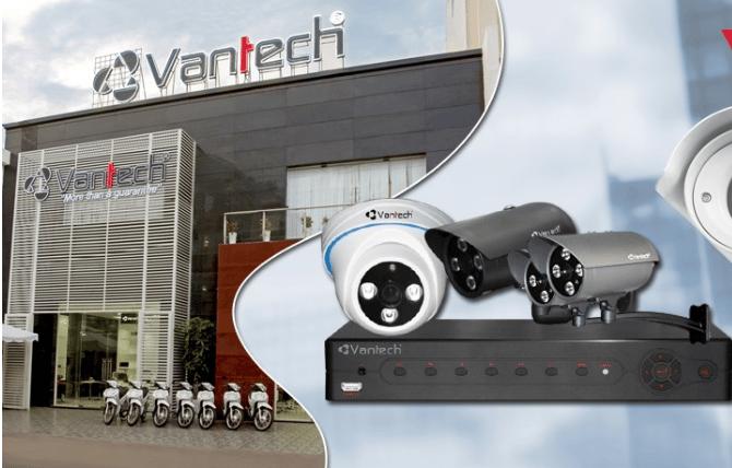 Đánh giá camera Vantech có tốt không?