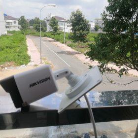 Bàn giao 8 camera ip poe tại thị xã gò công Tiền Giang