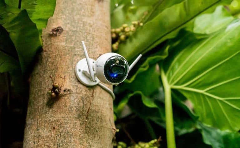 Những trải nghiệm mới nhất về camera ngoài trời EZVIZ C3X