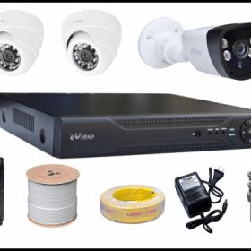 Một hệ thống camera cho gia đình cần những gì ?